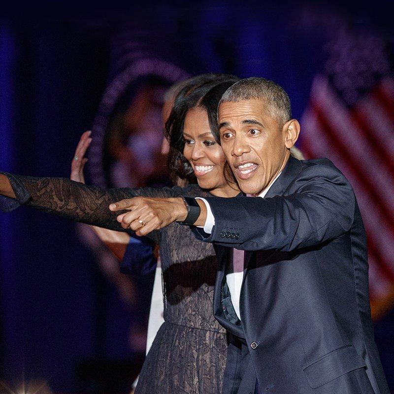 10 livsråd av Michelle & Barack