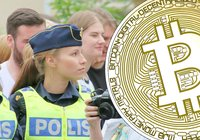 The police: No cases of serious crime with cryptocurrencies