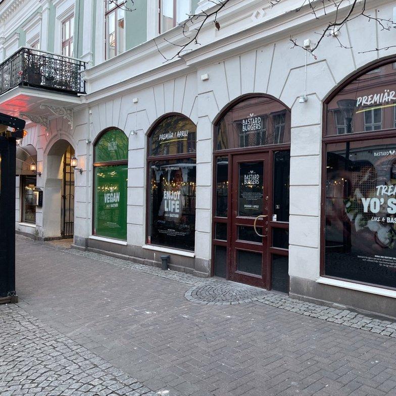 Dubbelt upp för Bastard Burgers i Karlstad