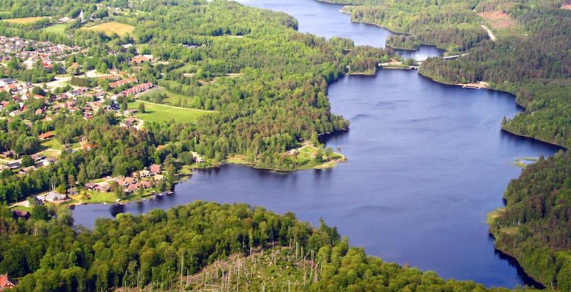 Sju företag har tillsammans byggt upp Destination Simlångsdalen. Foto: Destination Simlångsdalen