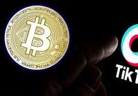 Tiktok har fått sin första virala bitcoinvideo – samtidigt satsar ägarna på blockkedjeteknik