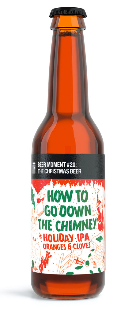 The Christmas beer
