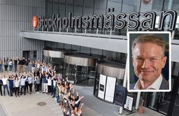 Stockholmsmässan behöver ett lyft – kan flytta till Kista