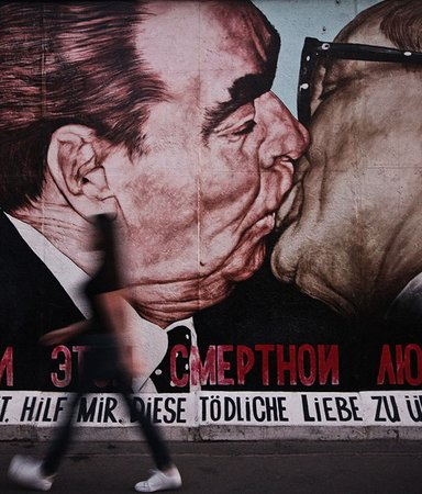 5 böcker som utspelar sig i den magiska staden Berlin