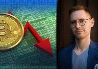 Expert när bitcoinpriset tappar över 1 000 dollar: Kan vara ett tillfälle att köpa in sig