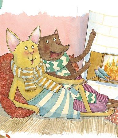 23 barnböcker om vänskap — för alla åldrar