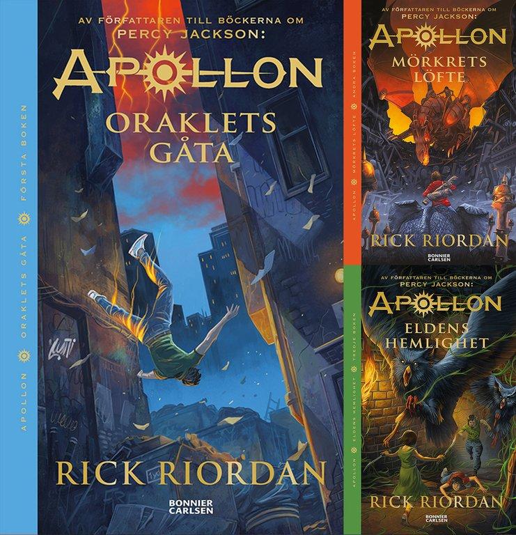 Din ultimata guide till Rick Riordans böcker och hur du läser dem