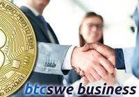 Så här enkelt köper du bitcoin som företag – via svensk växlare