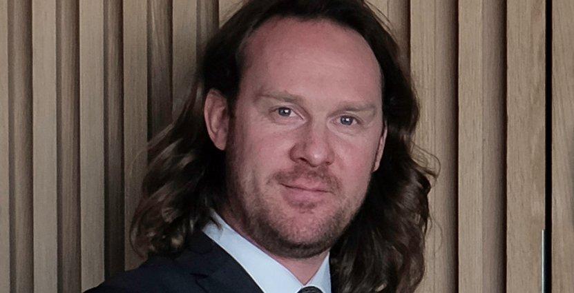 Ny på jobbet. Fredrik Horn axlar nu rollen som restaurangchef på Oaxen.