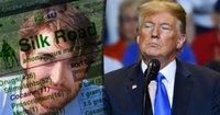 Ingen Trump-benådning för Silk Road-grundaren Ross Ulbricht