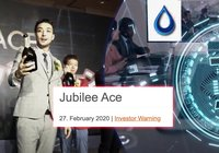 MLM company Jubilee Ace's latest venture is called