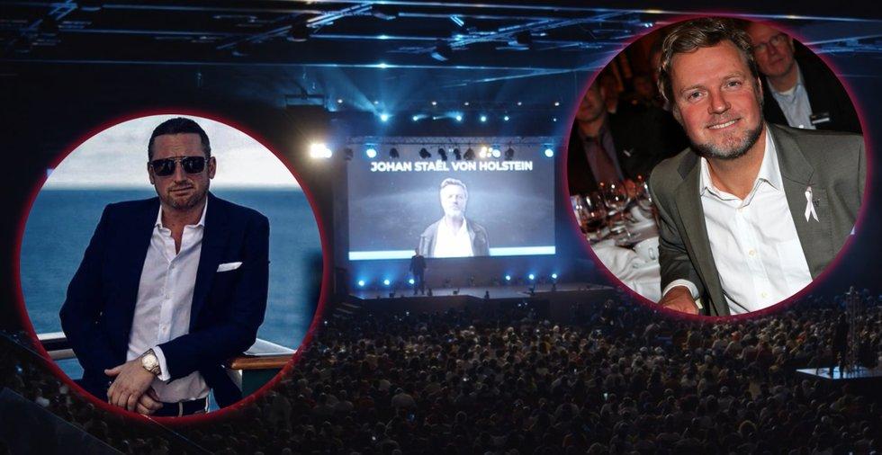 Johan Staël von Holsteins bolag Crowd1 anklagas för att vara ett pyramidspel