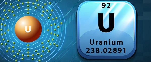 Três novos materiais ricos em urânio encontrados