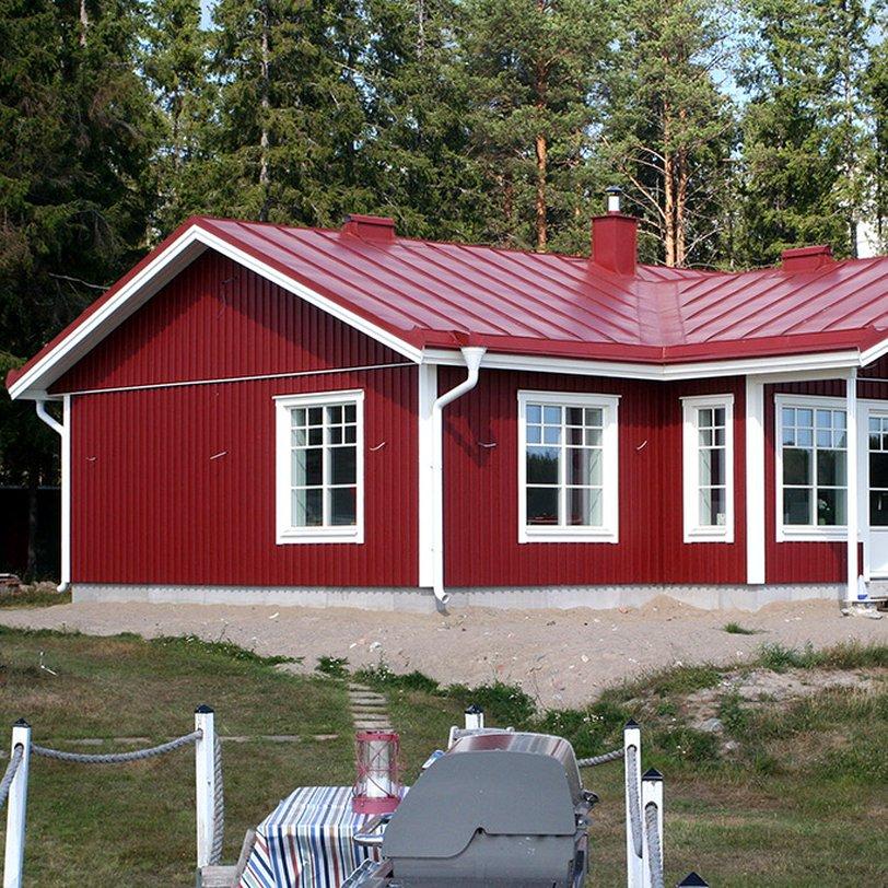 Plusformat hus