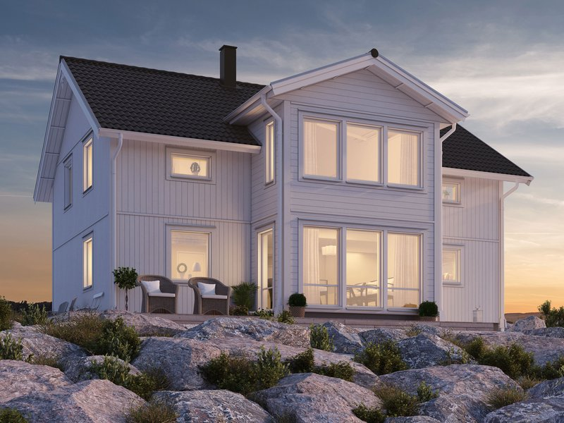 Villa Sandslån