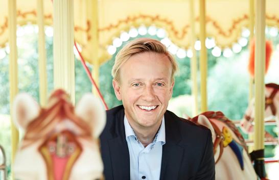 Andreas Andersen tillbaka som vd för Liseberg