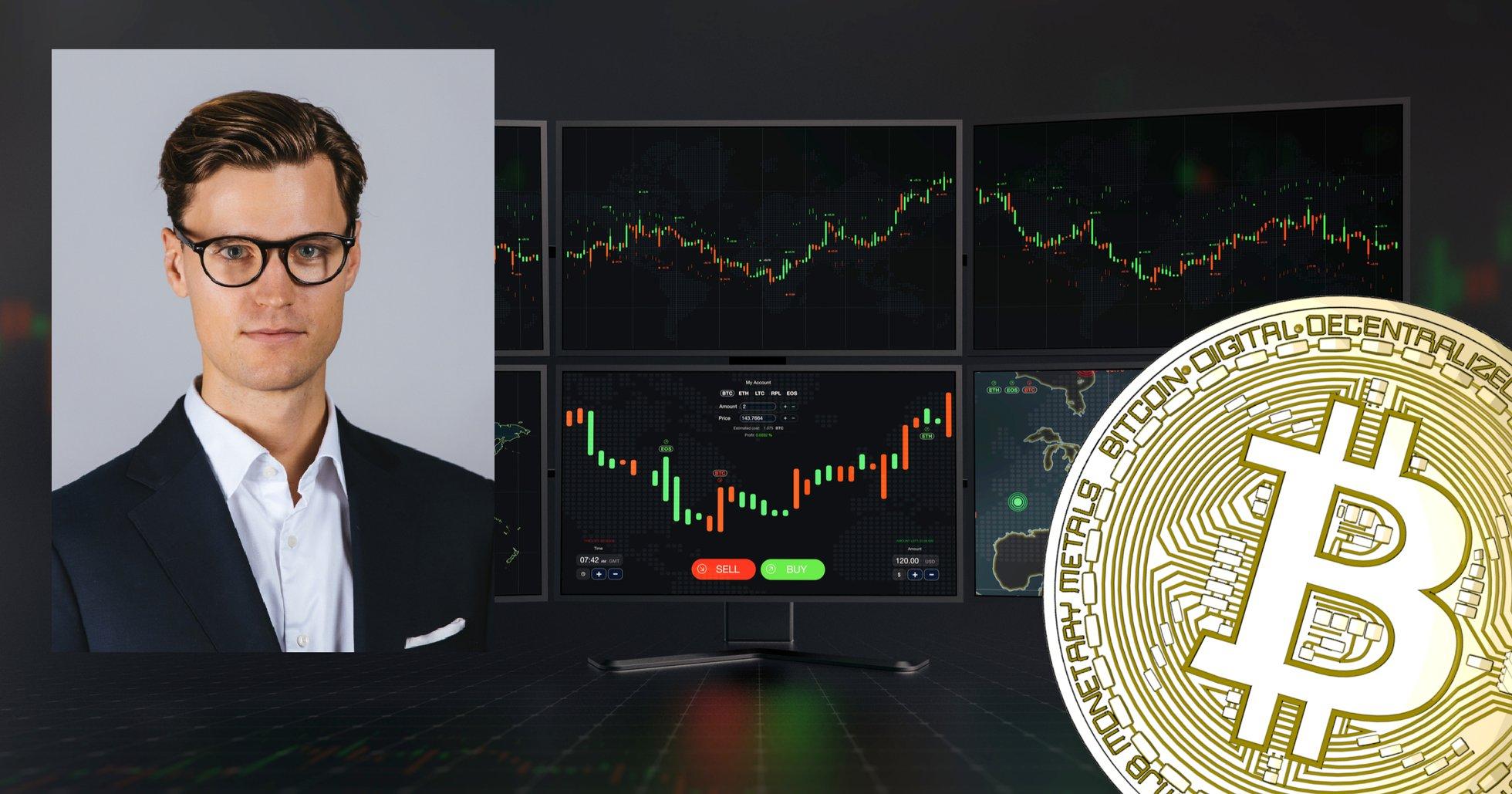 Svenska Vinter Capital vill bli det ledande kryptoindexet för världens börser.