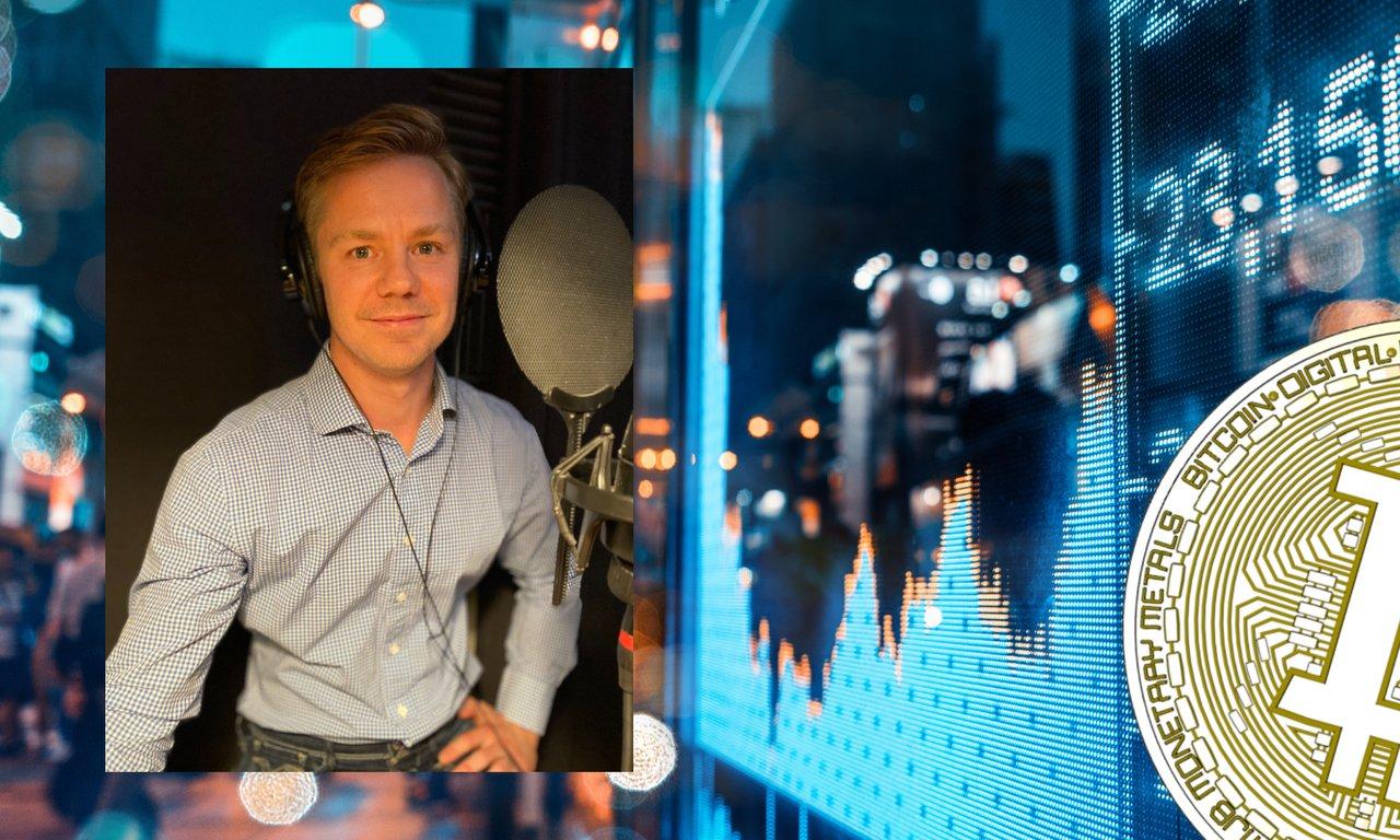 Tidigare Nordnet-chef om finansvärldens syn på kryptovalutor: