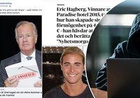 PH-vinnaren Eric Hagberg nästa offer i Bitcoin Code-bedrägeriet