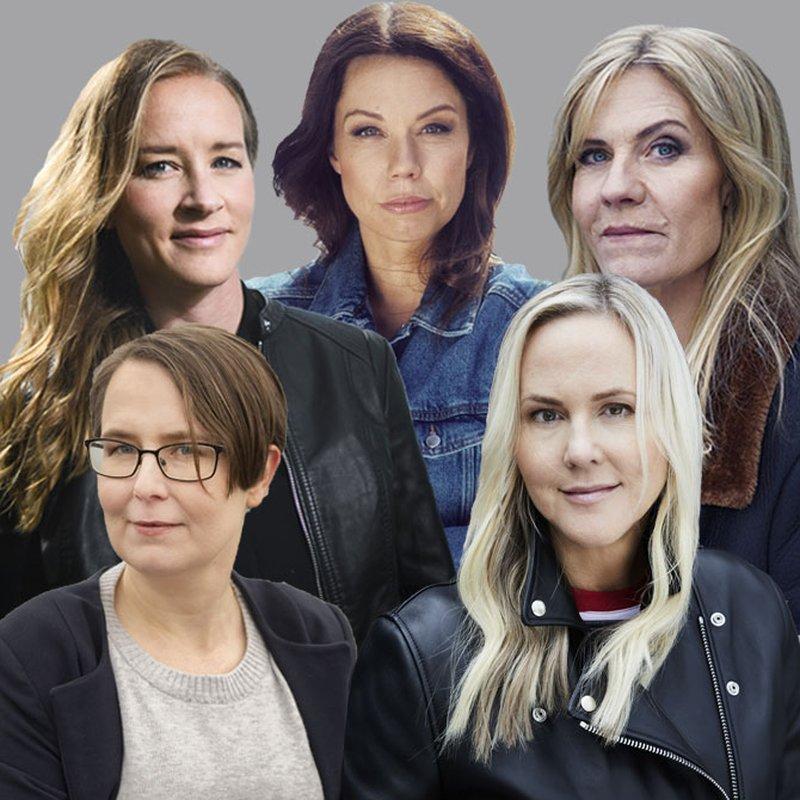 5 kvinnliga deckarstjärnor att ha koll på