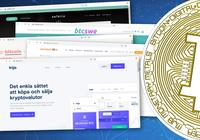5 svenska sajter du kan lita på om du vill investera i bitcoin