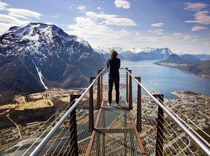 Europas vakreste togreise er i Norge