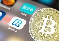Hajpade neobanken Revolut höjer sin avgift för kryptohandel