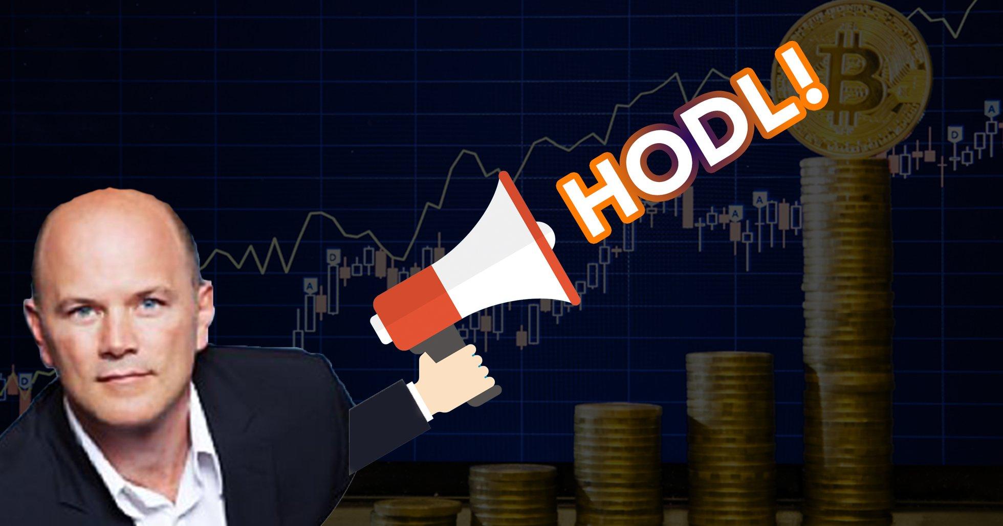 Kryptomiljardären Mike Novogratz: Bitcoin kommer nå 20 000 dollar i år.