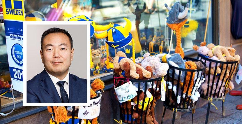 Fruktansvärt negativa nyheter, säger Stefan Westerberg, på Stockholms Handelskammare Foto: Colourbox/Pressbild