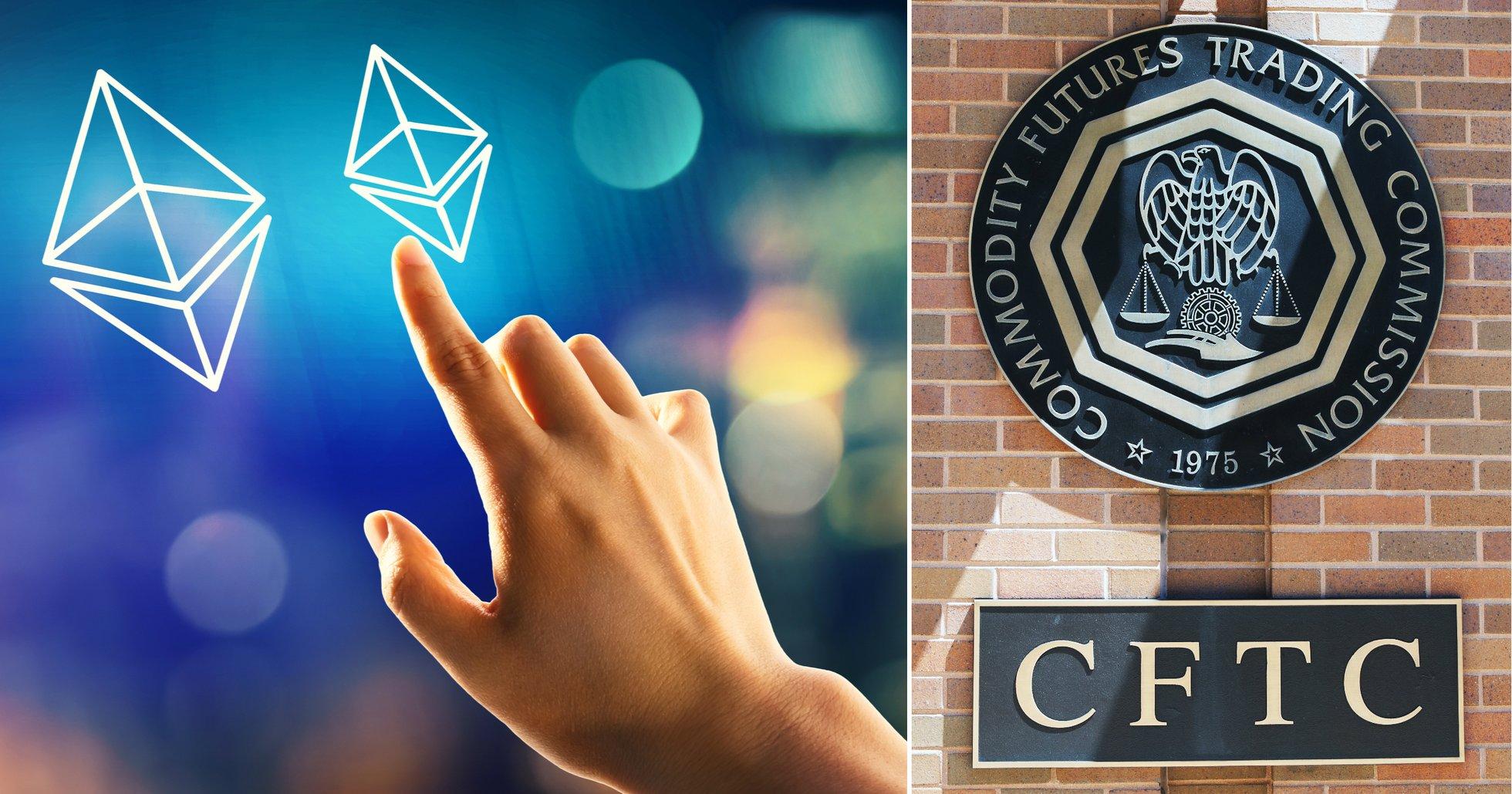 Amerikanska myndigheter bekräftar: Ethereum är en handelsvara – inte ett värdepapper.