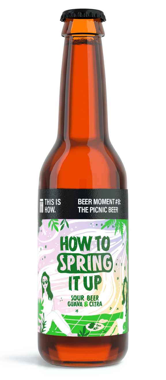 How to Spring It Up