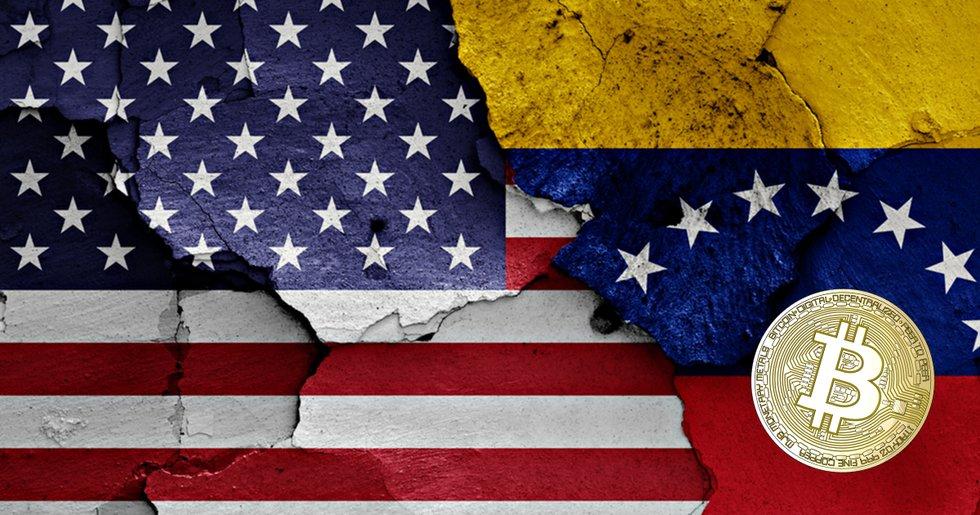Venezuela uses bitcoin to get around sanctions