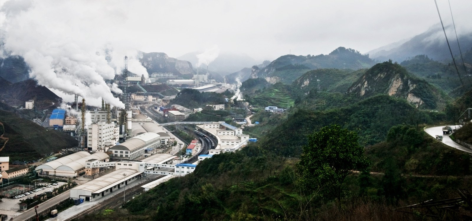 <p>Kailin, China, is blessed with rich natural resources which are expected to last for 100 years at the current rate of production.</p>
