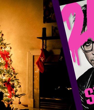 "Fredrik Strages julafton med ""Pelle Svanslös""-boken som går i arv"