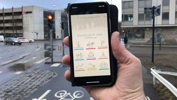 Cykelapp stängs – och kommer tillbaks