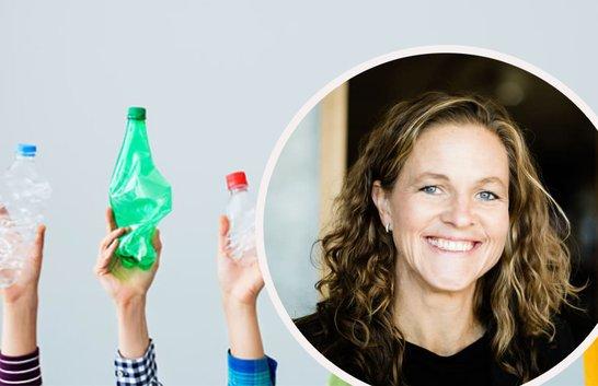 Anna Spjuth om Comforts plastutrensning