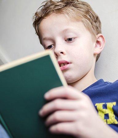 12 böcker som fångar mellanstadiebarns uppmärksamhet