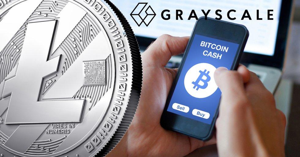 Kryptobolag får tillstånd att erbjuda andelshandel kopplad till litecoin och bitcoin cash.
