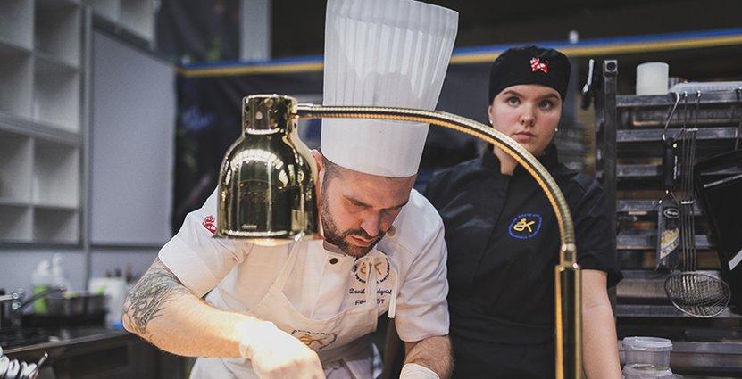 Att Årets Kock får nya ägare påverkar inte tävlingen, enligt vd:n Andreas Stenberg. Foto: Carla Lomakka