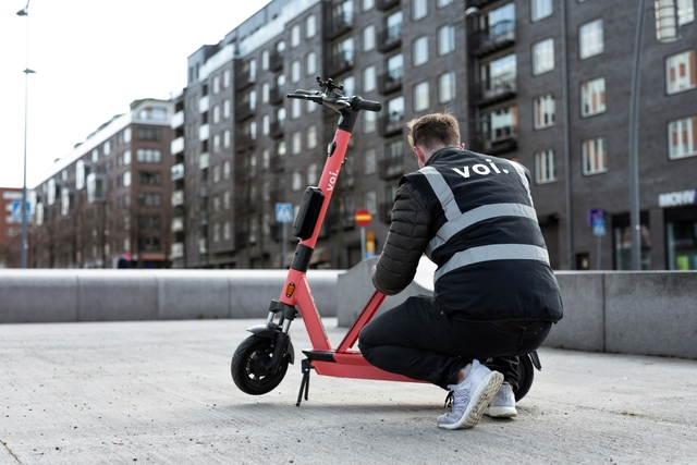 Voi hosts its first webinar on sustainable mobility