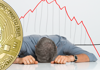 Bitcoin price dropped to $6,178 in a