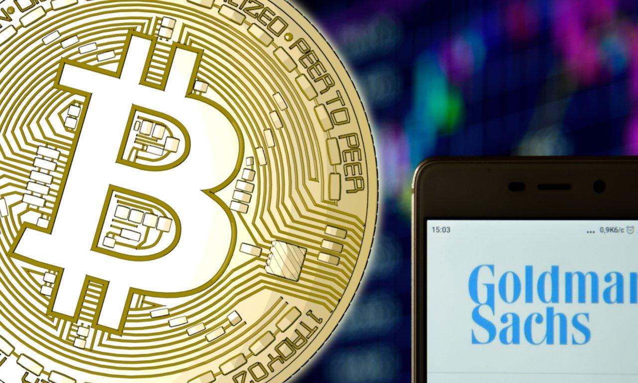 Goldman Sachs nästa storbank att erbjuda sina rika kunder handel med bitcoin