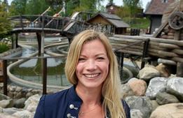 """Lena Kempe om hotellsatsningen: """"Vi ska aldrig nöja oss"""""""