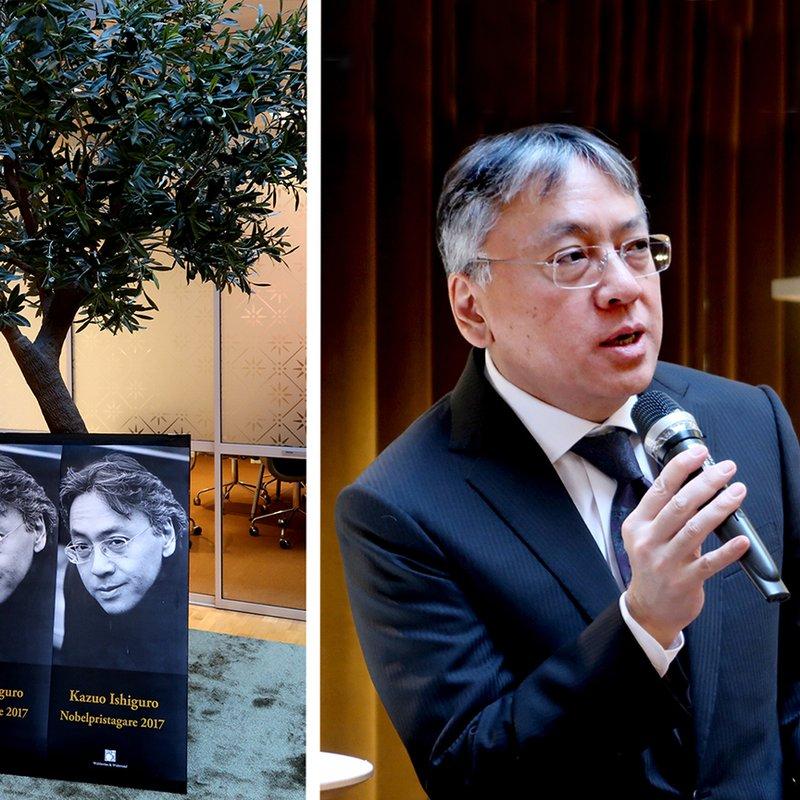 Kazuo Ishiguro: