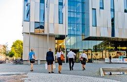 Sverige växer som destination för kongresser