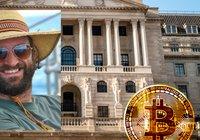 Svenske profilen vill ersätta centralbankernas sedelpress med bitcoin