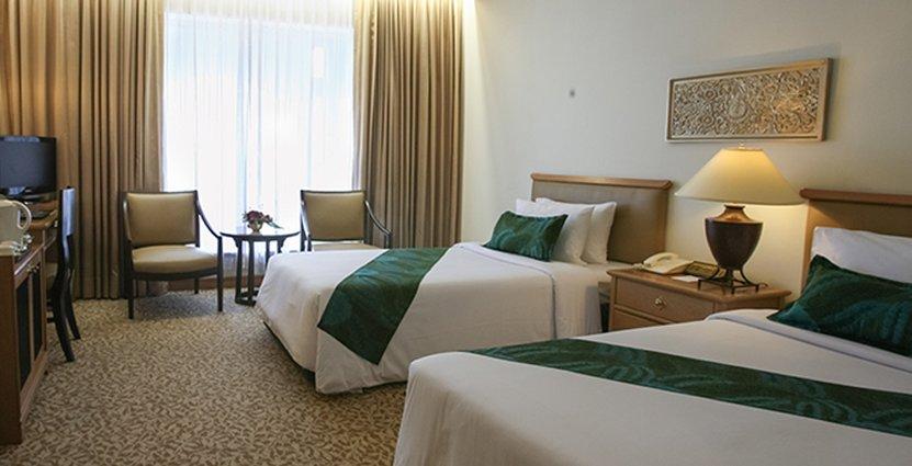 Efterfrågan och beläggningsgrad har stigit och medfört att priset på hotellrum börjat stiga.