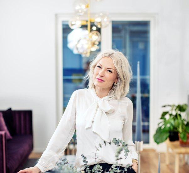 Åke Sundvall i nytt samarbete med influencern Arijana Heinrici