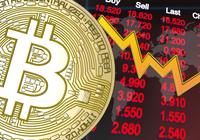 Bitcoinpriset föll i natt – tappade 768 dollar på bara en timme