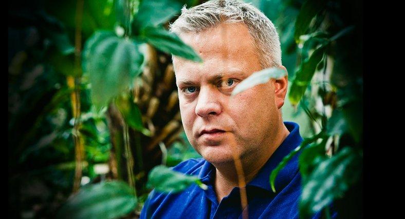 Marcus Andersson jobbar både med egna webbprojekt och tar konsultuppdrag.
